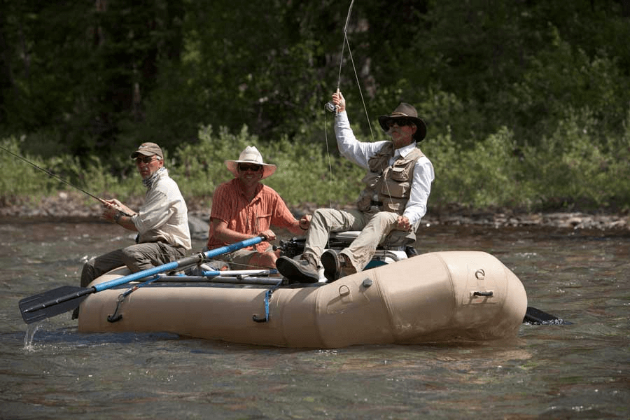 What kind of fly fisher are you for Best fly fishing raft