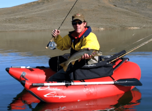 fly fishing float tubes