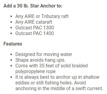 raft anchor