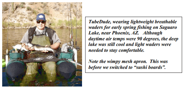 lightweight breathable fishing waders